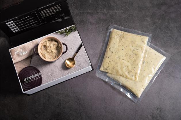 法式松露洋芋泥體驗包(限量贈品,輸入贈品代碼即可免費獲得,蛋奶素) 1