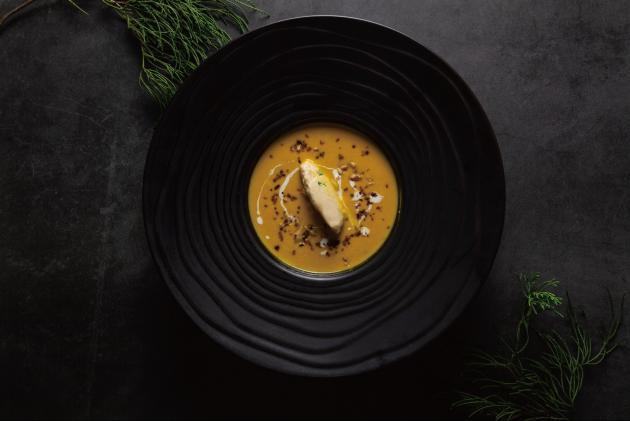 柔滑阿爾卑斯焦糖洋蔥南瓜湯 3