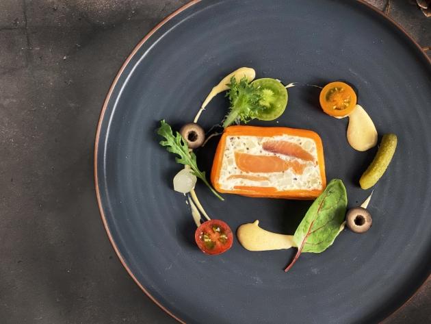 豪華鮭魚夢幻曲 1