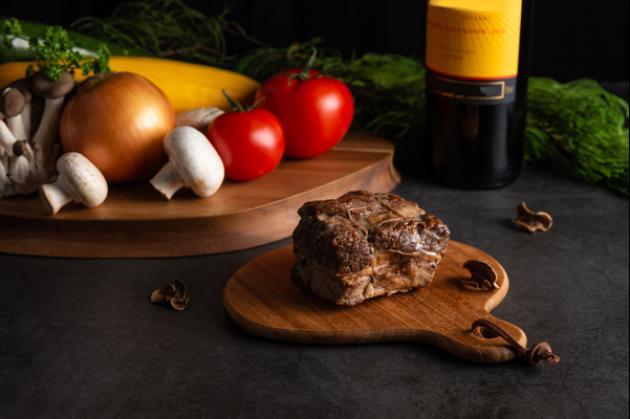 松露波爾多紅酒燉牛肉 5