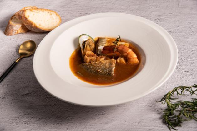 普羅旺斯魚湯 1
