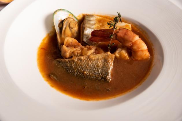 普羅旺斯魚湯 2