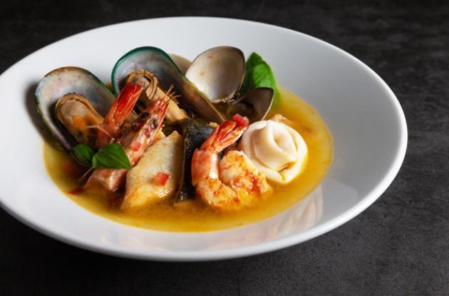 普羅旺斯魚湯 4