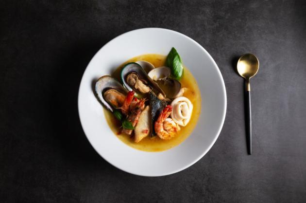 普羅旺斯魚湯 3